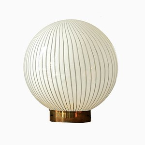 Vintage Table Lamp by Paolo Venini, 1968