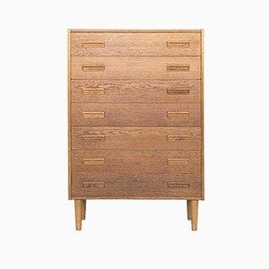 Danish Oak Dresser from P. Westergaard Mobelfabrik., 1970s