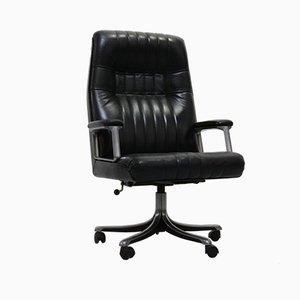 Model P125 Desk Chair by Osvaldo Borsani for Tecno, 1970s