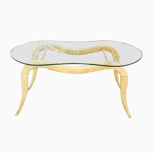 Coffee Table by Melchiorre Bega, 1950s