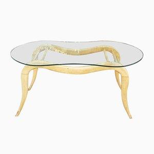 Tavolino da caffè di Melchiorre Bega, anni '50