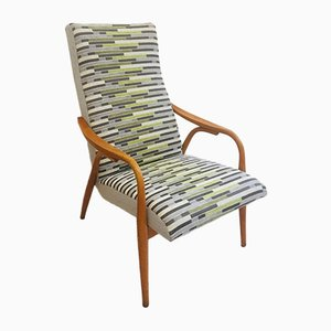 Armchair by Antonín Šuman for Ton, 1960s