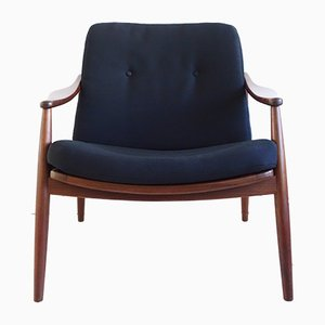 Lounge Chair by Hartmut Lohmeyer for Wilkhahn, 1950s