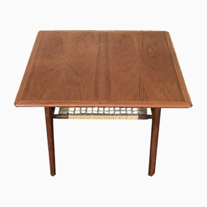 Mid-Century Danish Teak Coffee Table from Trioh