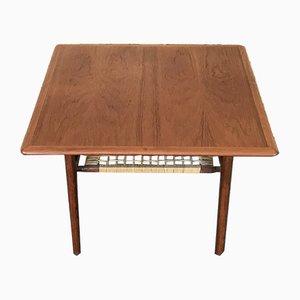 Table Basse Mid-Century en Teck de Trioh, Danemark