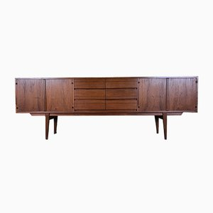 Mid-Century Finnish Teak Sideboard from Asko