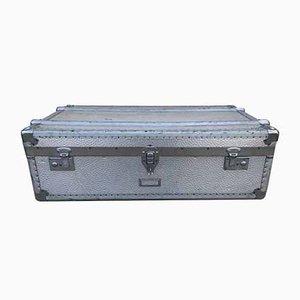 Baúl de aluminio, años 50