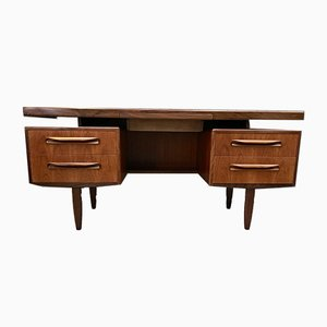 Mid-Century Teak Fresco Desk by Victor Wilkins for G-Plan, 1960s