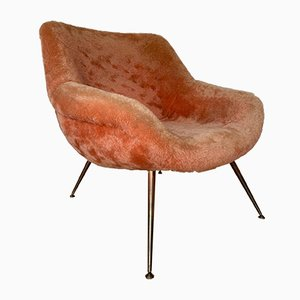 Vintage Armchair by Fritz Neth for Correcta, 1950s