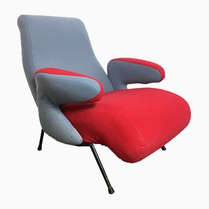 Delfino Lounge Chair by Erberto Carboni for Arflex, 1954