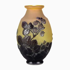 Vase by Emile Gallé, 1920s