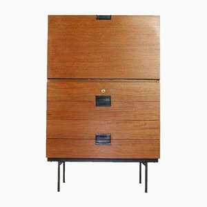 Teak Small Cabinet Cu02 by Cees Braakman for Pastoe, 1958