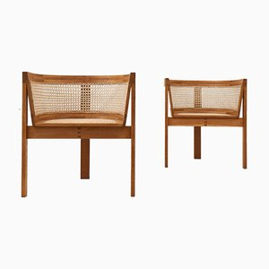 Armchairs by Ilse Rix for Uldum Møbelfabrik, 1961, Set of 2