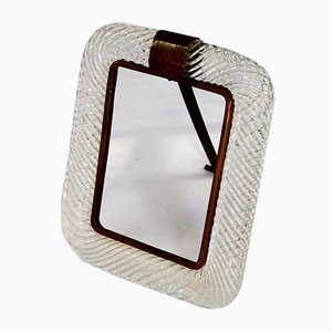 Vintage Italian Picture Frame from Seguso, 1950s