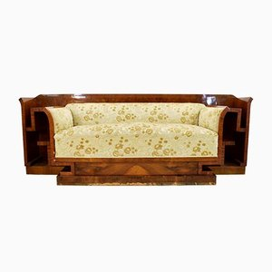 Italienisches Vintage Art Déco Sofa, 1930er