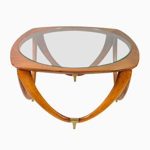 Vintage Coffee Table by Melchiorre Bega, 1950s