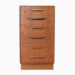 Teak Dresser by Victor Wilkins for G-Plan, 1970s