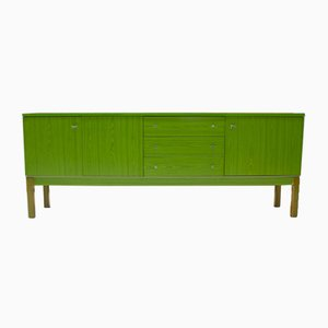 Apfelgrünes Sideboard von Palette Möbelwerk, 1970er