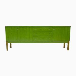 Apple Green Sideboard from Palette Möbelwerk, 1970s