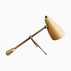 Ochetta Table Lamp by Giuseppe Ostuni for Oluce, 1950s