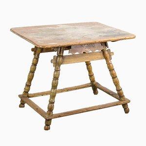 Mesa de comedor sueca antigua