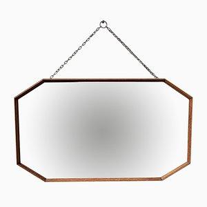 Espejo modelo D198 octogonal, años 50