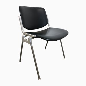 Model DSC 106 Desk Chair by Giancarlo Piretti for Castelli and Anonima Castelli, 1960s