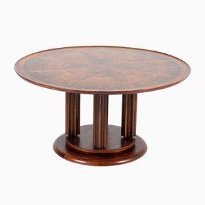 Rosewood Coffee Table from Gebroeders Reens, 1930s