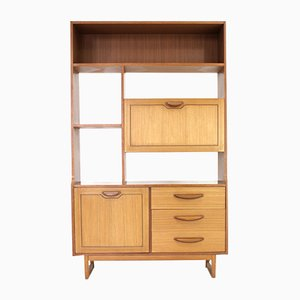 Teak Wall Unit from Stonehill, 1970s