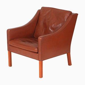 Mid-Century 2207 Sessel von Børge Mogensen für Fredericia