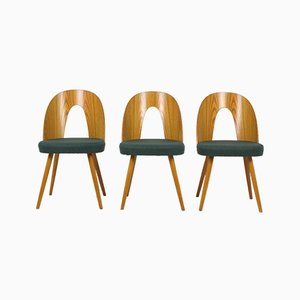 Vintage Dining Chairs by Antonin Suman for Mier, 1966, Set of 3