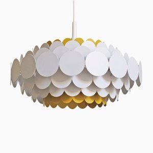 Ceiling Lamp from Doria Leuchten, 1960s