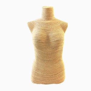 Maniquí Mid-Century de cuerda