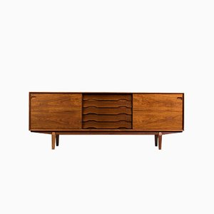Rosewood Sideboard by Henri Rosengren Hansen for Skovby, 1960s
