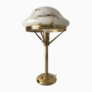 Art Nouveau Style Swedish Table Lamp, 1920s