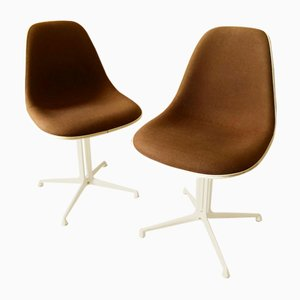 La Fonda Chairs by Charles & Ray Eames for Herman Miller, 1970s, Set of 2