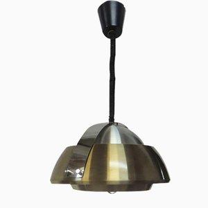Vintage Dutch Adjustable Pendant Lamp from Lakro Amstelveen, 1960s