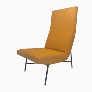 Lounge Chair by Genevieve Dangles-Christian Defrance for Burov, 1950s