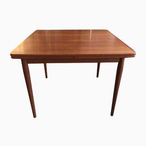 Ausziehbarer Esstisch aus Teak von Arne Vodder für Sibast, 1960er