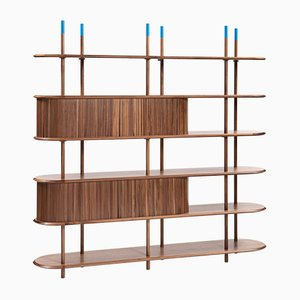 Pontile Shelving Unit by Mauro Accardi & Silvia Buccheri for Medulum