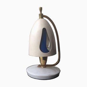 Lampada da tavolo girevole di Angelo Lelli per Arredoluce, 1959