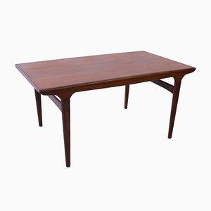 Table de Salle à Manger Mid-Century en Teck par Johannes Andersen pour Uldum Møbelfabrik