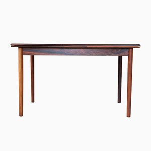 Vintage Rosewood Dining Table by Willy Sigh for Sigh & Søns Møbelfabrik, 1960s