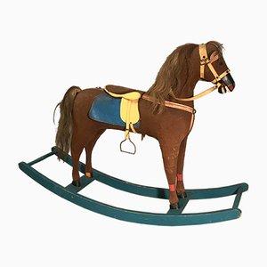 Mid-Century Rocking Horse