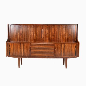 Vintage Rosewood Sideboard by Ib Kofod Larsen, 1960s