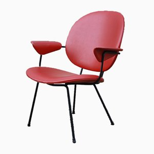 Model 302 Armchair by Willem Hendrik Gispen for Kembo, 1960s
