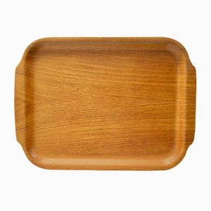 Danish Teak Tray from Silva, 1960s