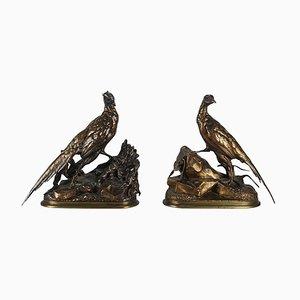 Antike Skulptur von J. Moigniez