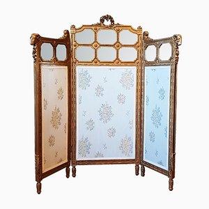 Antiker Louis XVI Raumteiler