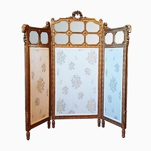 Antique Louis XVI Style Room Divider
